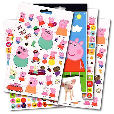 Stickerland Peppa Pig Stickers With Bonus Reward Sticker