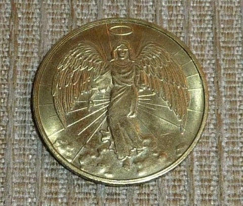 Uncirculated Guardian Angel Token