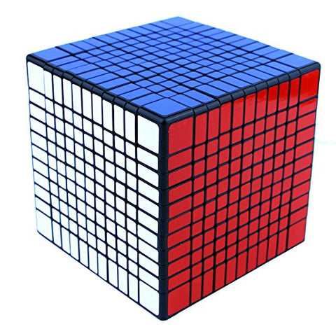 Dreampark 11X11 Speed Cube Puzzles Black