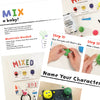 Mixed Activity Book Box
