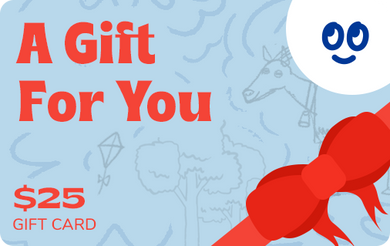 Creativity School Gift Card
