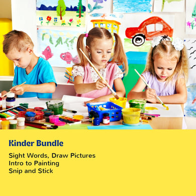 Kinder Bundle
