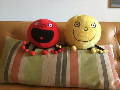 Mixed Plush Dolls