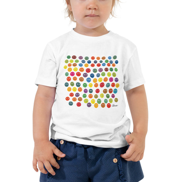 Toddler's Mixed T-Shirt, Short-Sleeve
