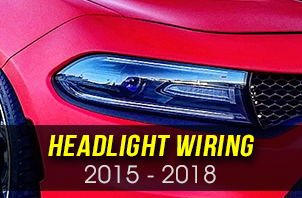 HEADLIGHT WIRING ADAPTER