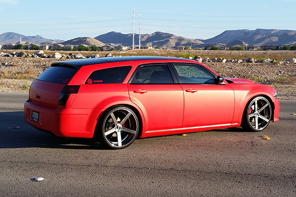 2015 Dodge Magnum >> Dodge Magnum To 2015 2019 Dodge Charger Hellcat