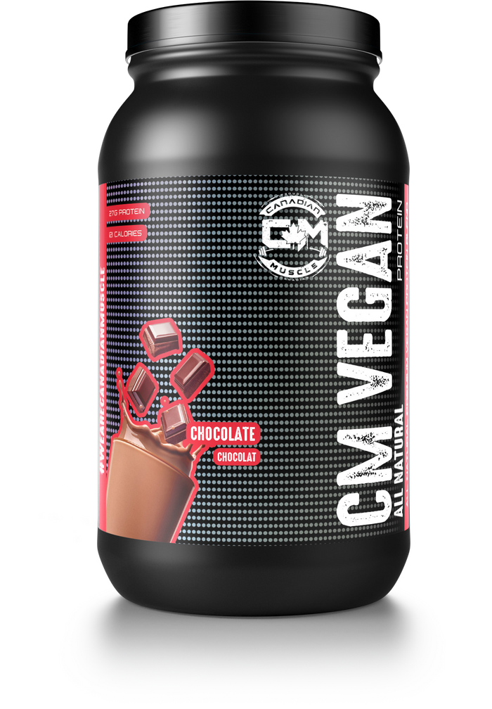 CM VEGAN PROTEIN [ALL NATURAL]