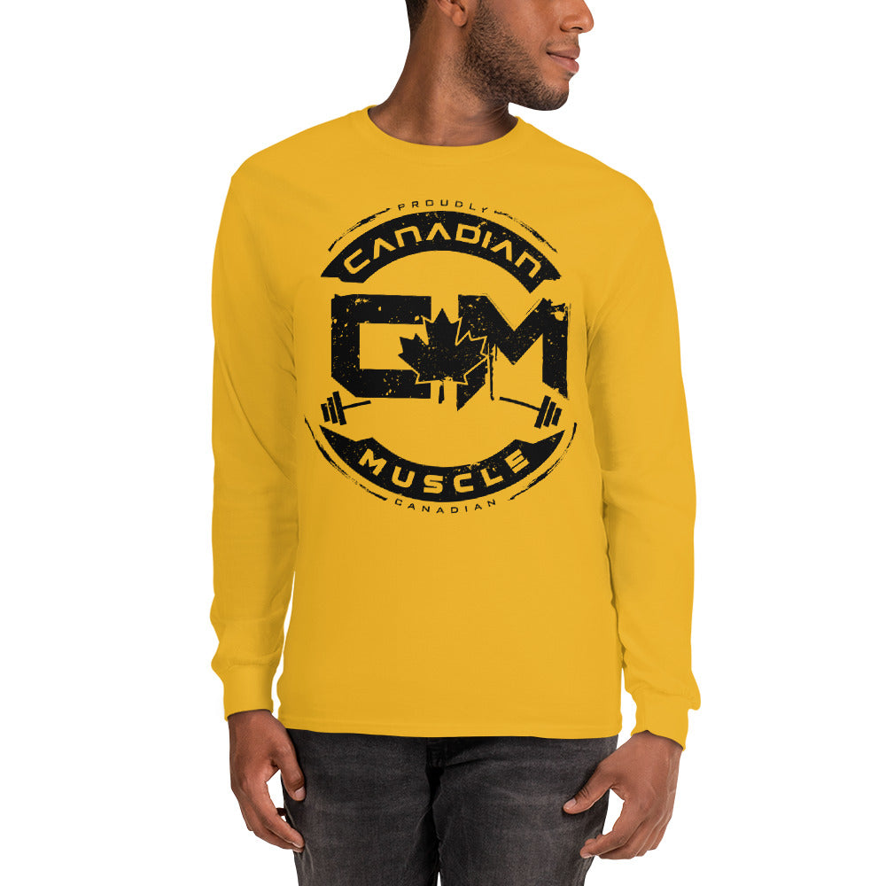 Classic Men's Long Sleeve T-Shirt