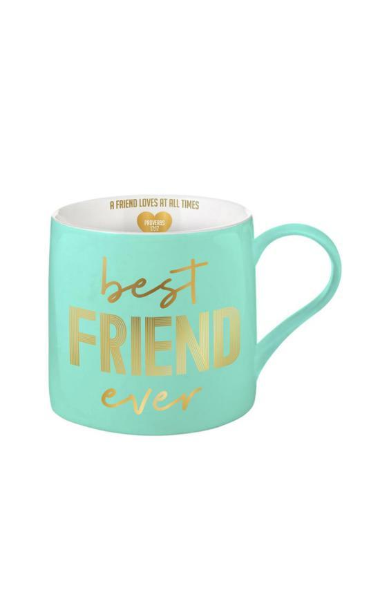 Best Friend Ever Mug-Faithworks-Sandy's Secret Wednesdays Unique Boutique