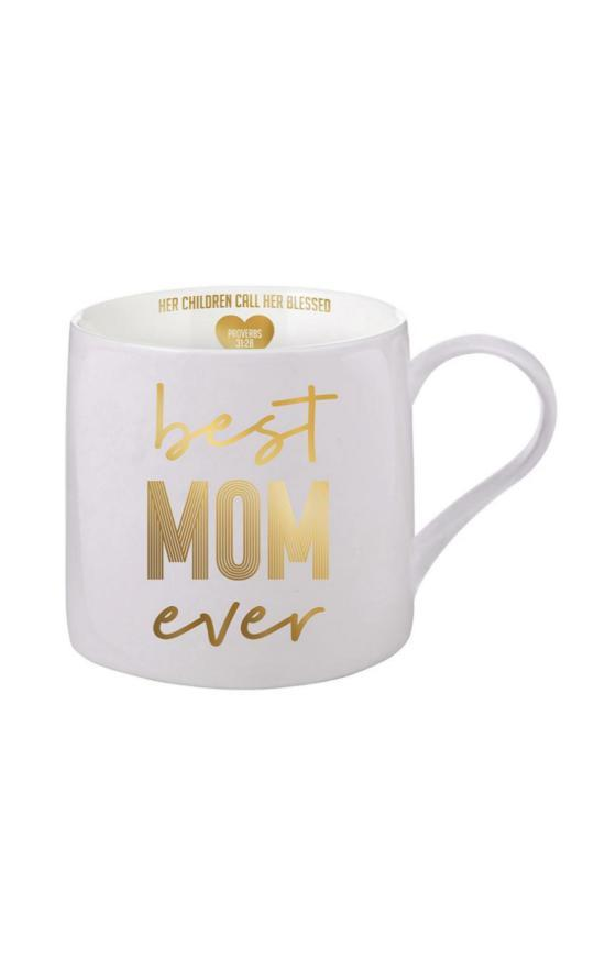 Best Mom Ever Mug-Faithworks-Sandy's Secret Wednesdays Unique Boutique
