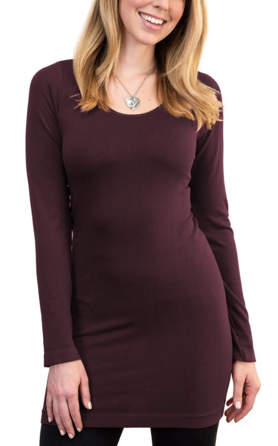 Body Shaper Long Sleeve Top-SSW Original-Sandy's Secret Wednesdays Unique Boutique