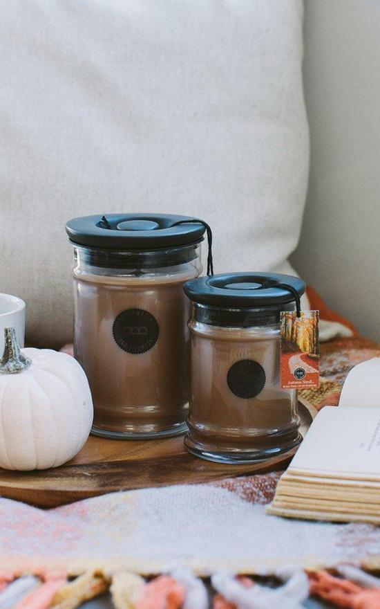 Bridgewater Candle Co: Autumn Stroll Collection-Bridgewater Candle Co.-Sandy's Secret Wednesdays Unique Boutique