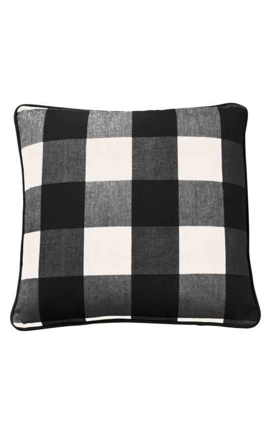 *Buffalo Plaid Pillow-Kathy's Primitives-Sandy's Secret Wednesdays Unique Boutique