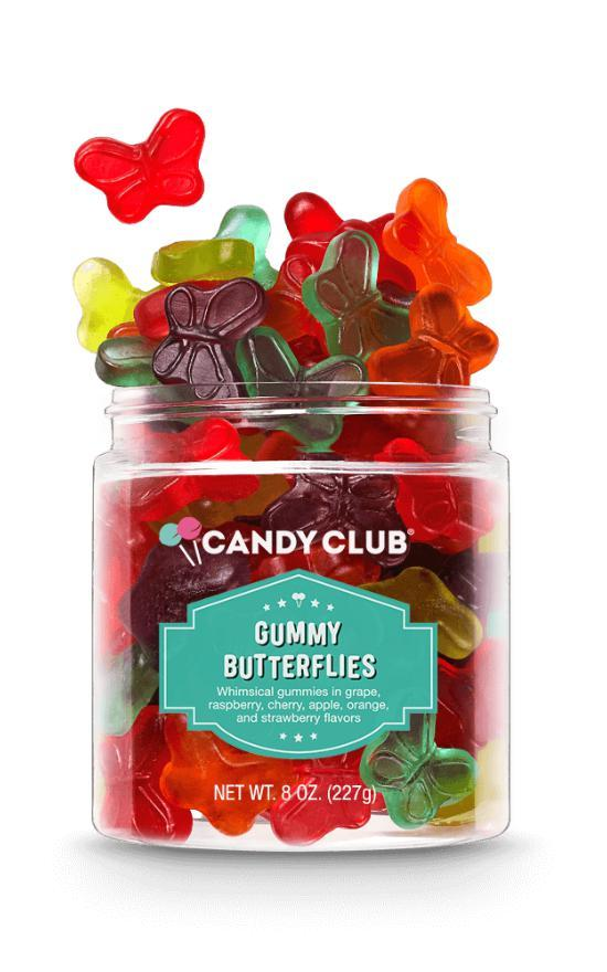 Butterfly Gummies-Candy Club-Sandy's Secret Wednesdays Unique Boutique