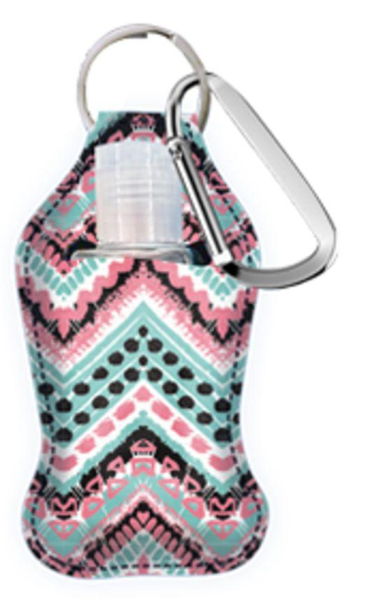 Care Cover Travel Hand Sanitizer With Holder-DM Merchandising-Sandy's Secret Wednesdays Unique Boutique