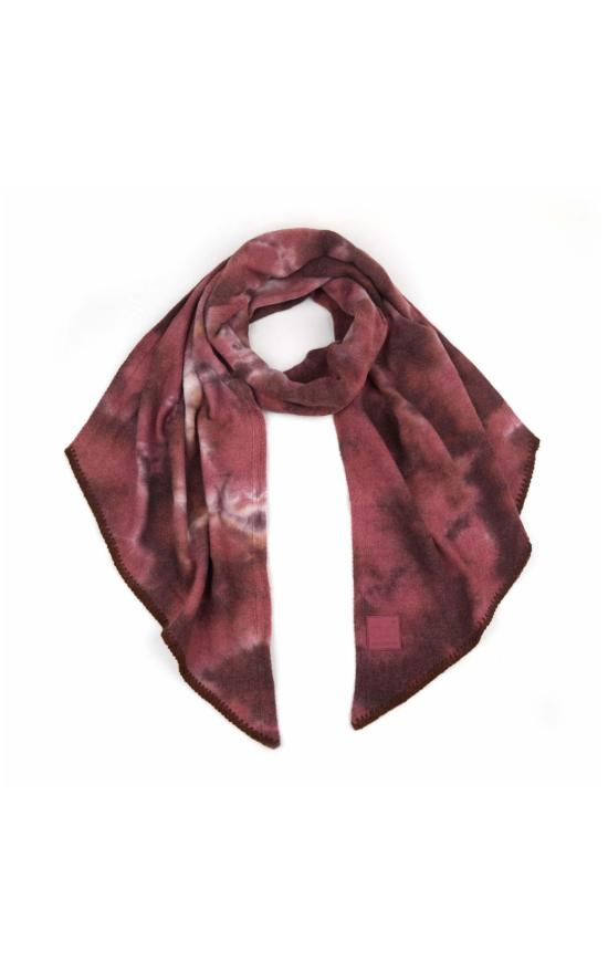 C.C Tie-Dye Bias Cut Scarf-C.C-Sandy's Secret Wednesdays Unique Boutique