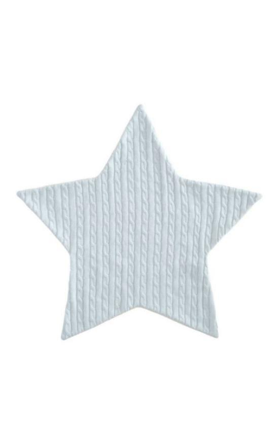 Elegant Baby Star Cable Blanket-Elegant Baby-Sandy's Secret Wednesdays Unique Boutique