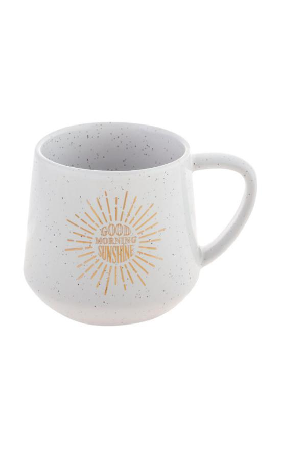 Good Morning Sunshine Mug-Karma-Sandy's Secret Wednesdays Unique Boutique