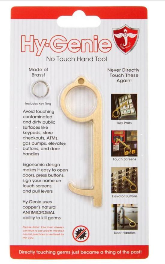 Hy-Giene Antimicrobial Hand Tool-Feldstein-Sandy's Secret Wednesdays Unique Boutique