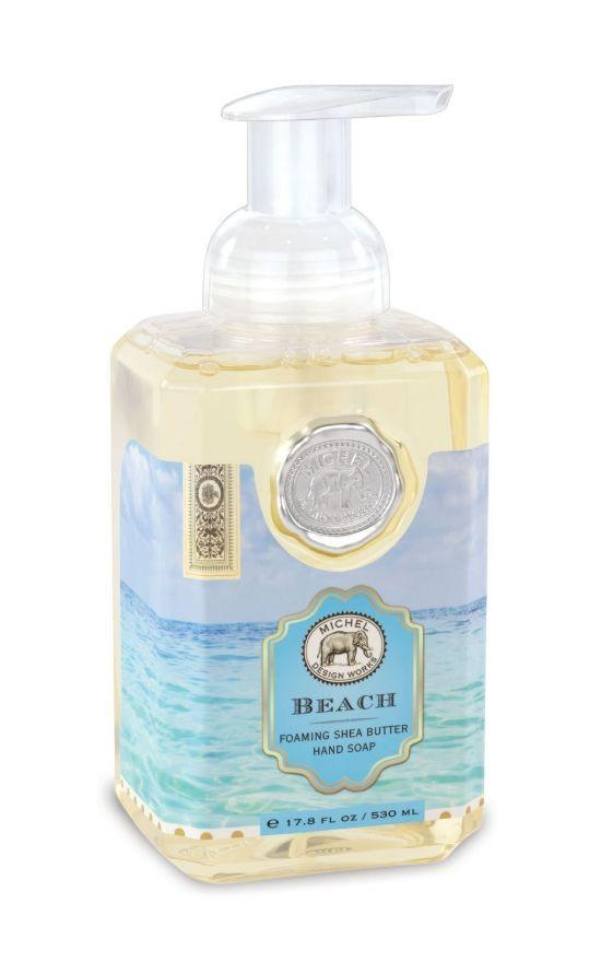 MDW - Foaming Shea Butter Hand Soap 17.8 fl oz-Michel Design Works-Sandy's Secret Wednesdays Unique Boutique
