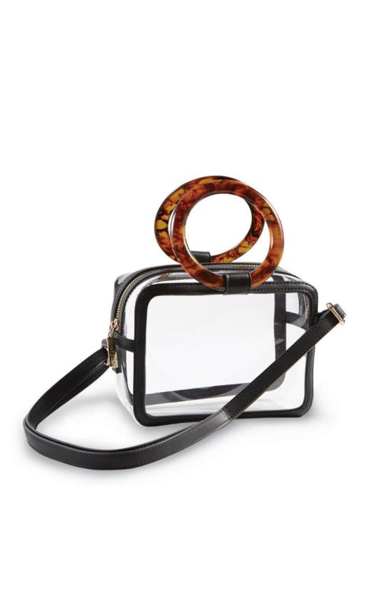 Mud Pie Clear Stadium Crossbody-Mud Pie-Sandy's Secret Wednesdays Unique Boutique