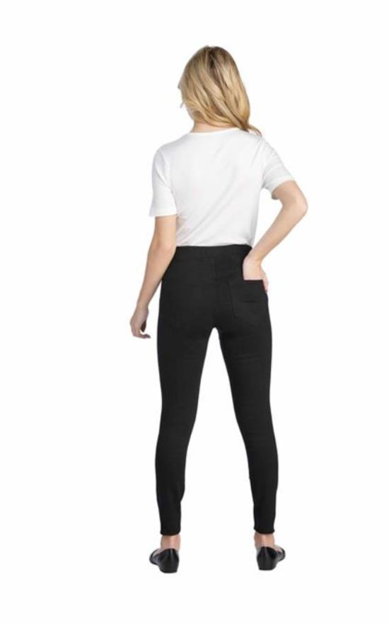 Mud Pie - Elyse Black Jean Legging-Mud Pie-Sandy's Secret Wednesdays Unique Boutique