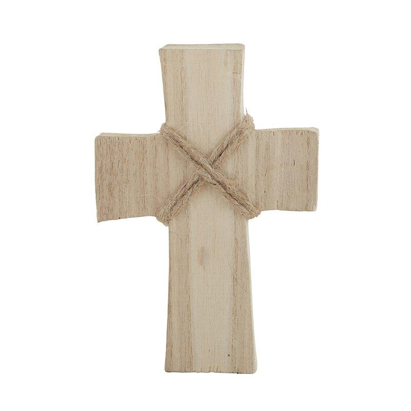 Paulownia Standing Cross-Faithworks-Sandy's Secret Wednesdays Unique Boutique