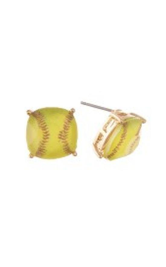 Sport Stud Earring-Judson & Company-Sandy's Secret Wednesdays Unique Boutique