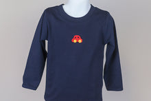 Crewneck tshirt only - Navy