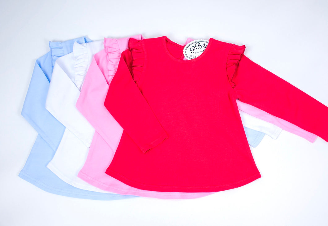 Copy of Flutter L. sleeves tee