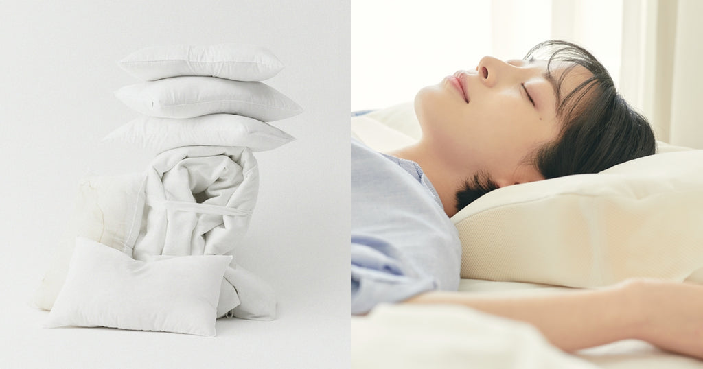 Choosing Your Pillow! Find the best and most comfortable pillow that suits your posture