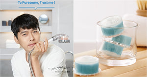 "Bodyluv Vita Puresome Shower Head NEW Launch! ""Vitamin, Massage, Puresome""How do I choose? feat.Hyun Bin's Choice"