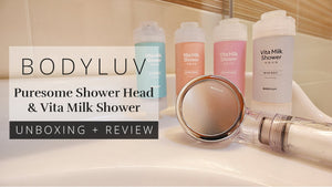 My New Favourite Addition to My Daily Shower | Puresome Shower Head Review - INFINITIDY