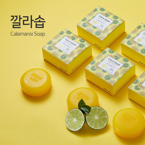 Bodyluv Calamansi Vitamin Soap