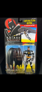 Lightning Strike Batman - light wear