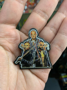 Tyler Breeze,Baron Corbin,Shawn Spears autographed pin- IN STOCK