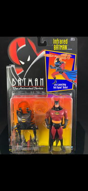 Infrared Batman - minor wear
