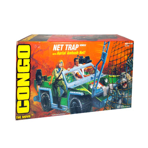 Net Trap vehicle - some wear