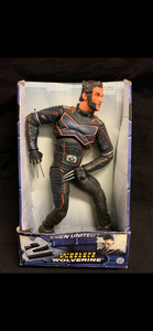 X2 Wolverine Giant figure with wear