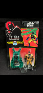 Land Strike Batman - minor wear