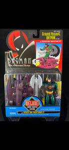 minor wear DELUXE Ground Assault Batman