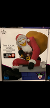Load image into Gallery viewer, *DOORBUSTER* Santa Joker mini statue NEW
