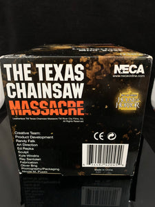 Texas Chainsaw Massacre Mini Bust by Neca - sealed