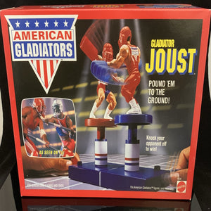 American Gladiators JOUST - CLEAN / SEALED