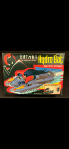 Hydro Bat (creases/dented top of the box)