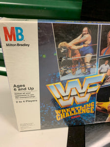 Sealed WWF Wrestling challenge board game