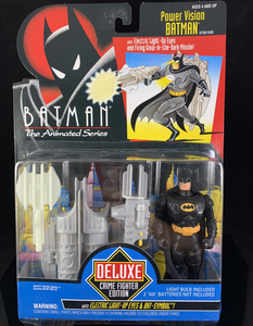 DELUXE Power Vision Batman - light wear