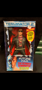 Ultimate Terminator (packaging has wear)