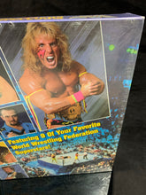 Load image into Gallery viewer, Sealed WWF Wrestling challenge board game