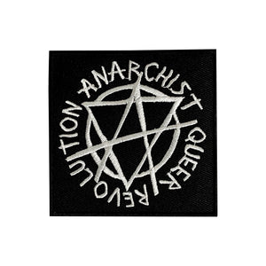 Anarchist Queer Revolution Patch